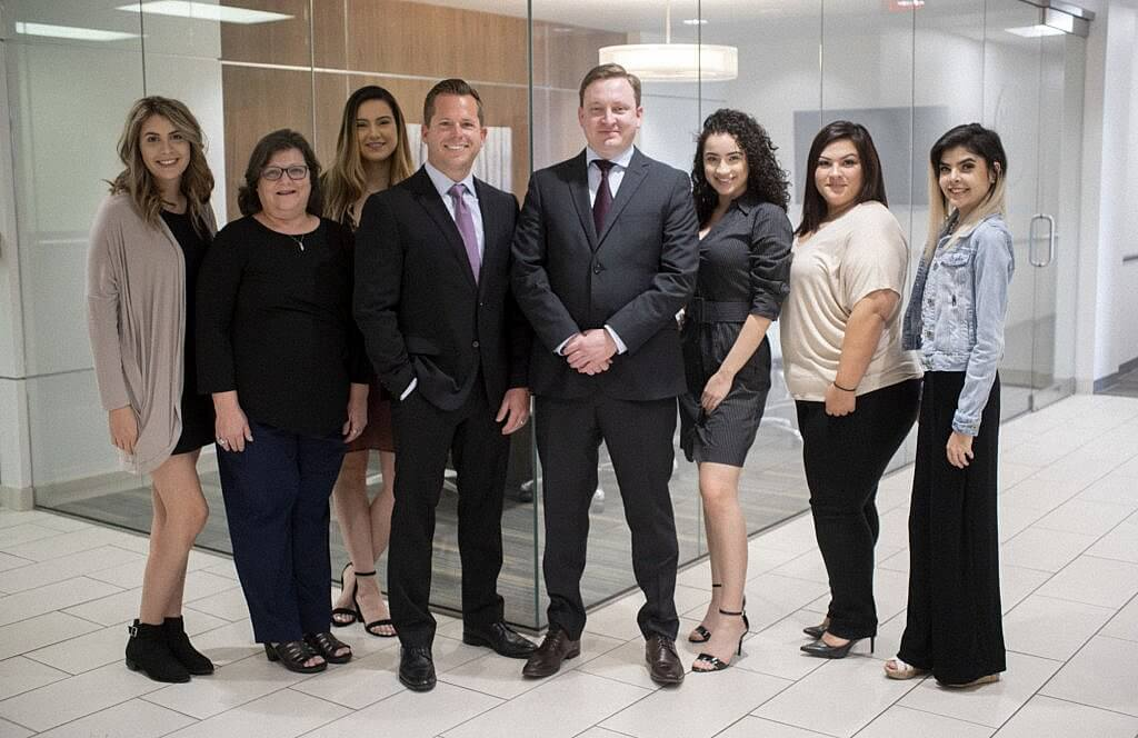 The team at Disability Attorneys of Arizona Roeschke Law
