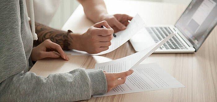 Reading documents