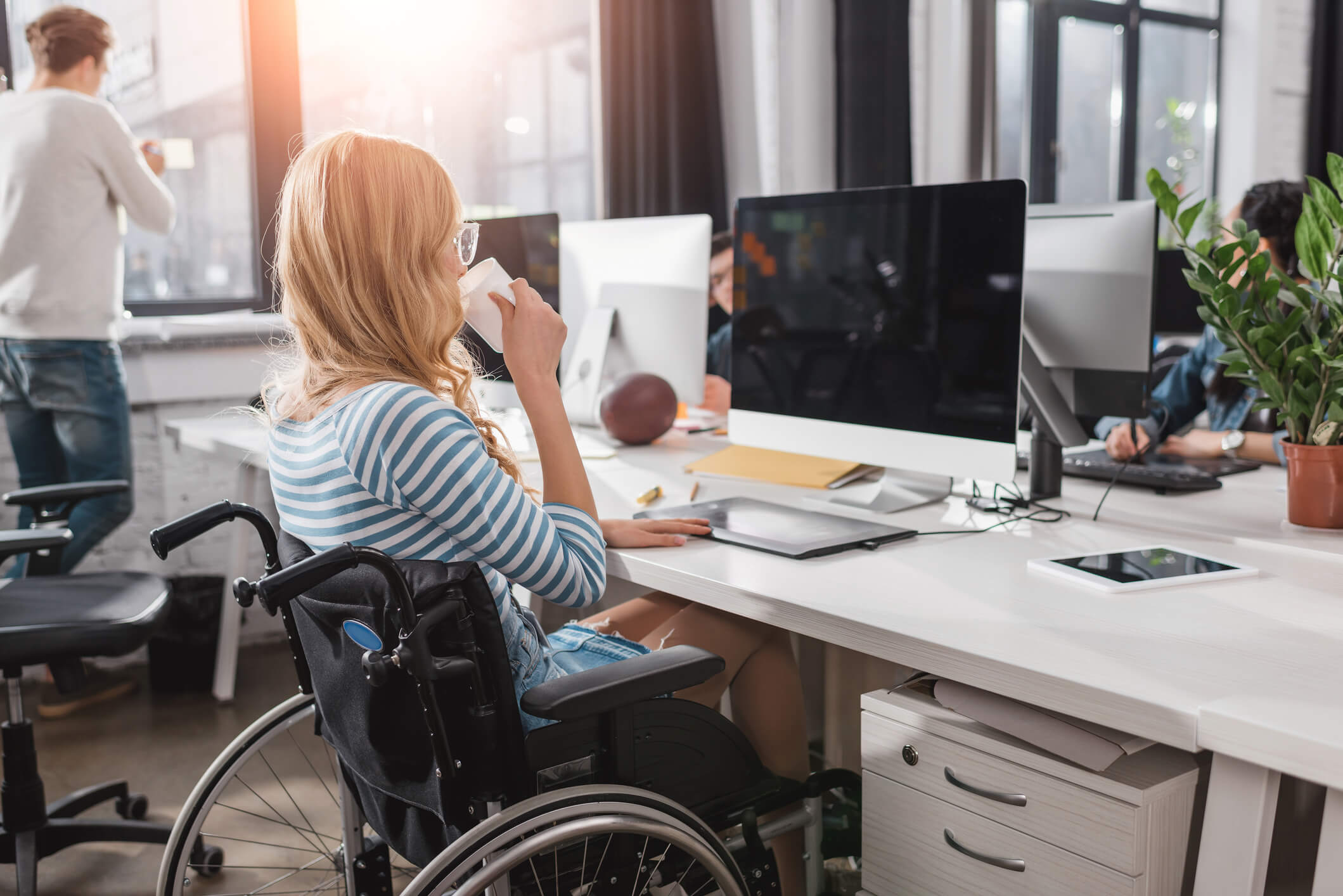 Roeschke Law, LLC discusses the best places to work for disability inclusion.