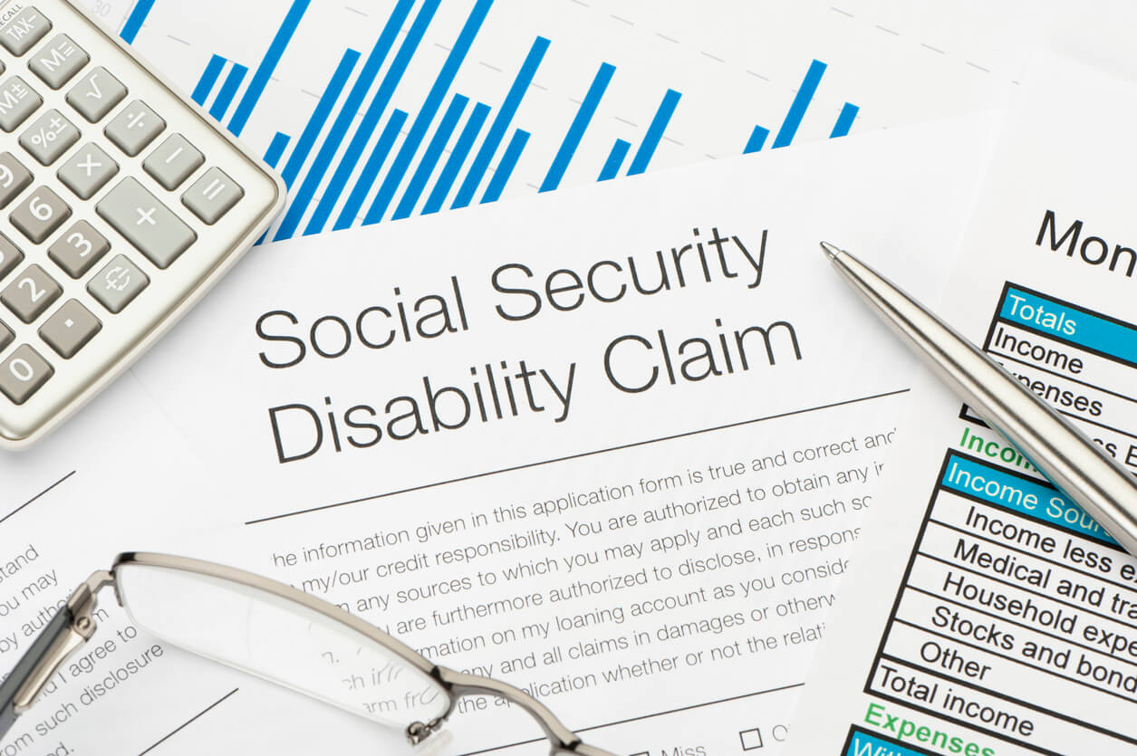 social security disability documents